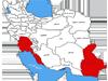 استان های جنوبی