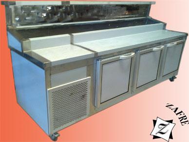 تاپینگ پیتزا برای آشپزخانه صنعتی