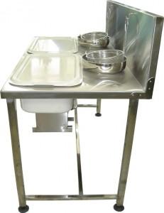 میز بردینگ آی تی ام - لوازم آشپزخانه صنعتی