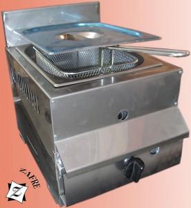 سرخکن سیب زمینی - تجهیزات آشپزخانه صنعتی