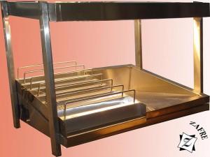 شوتینگ سیب زمینی-تجهیزات آشپزخانه صنعتی