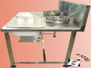میز بردینگ - تجهیزات فست فود